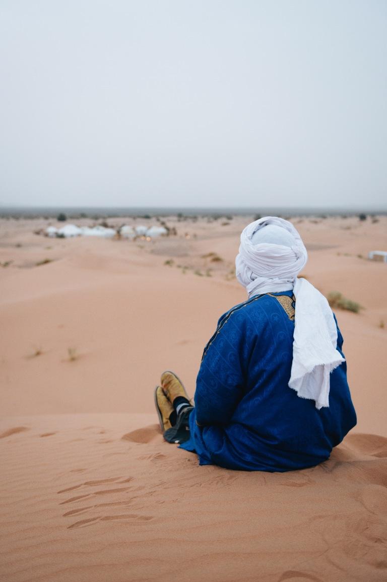 The Sahara Desert by Etjourn